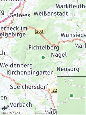 Here Map of Mehlmeisel