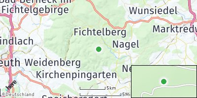 Google Map of Mehlmeisel
