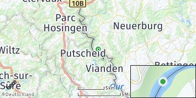 Google Map of Waldhof-Falkenstein