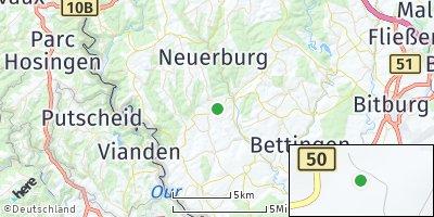 Google Map of Obergeckler