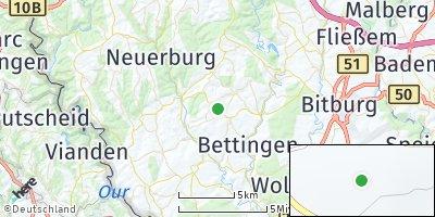 Google Map of Hisel