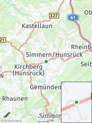 Here Map of Nannhausen
