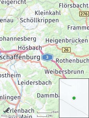 Here Map of Bessenbach