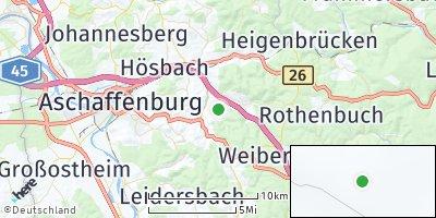 Google Map of Bessenbach