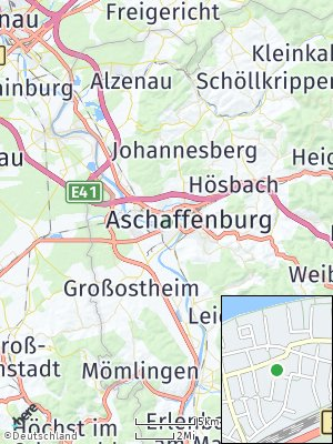 Here Map of Leider