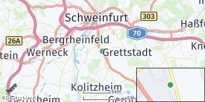 Google Map of Schwebheim