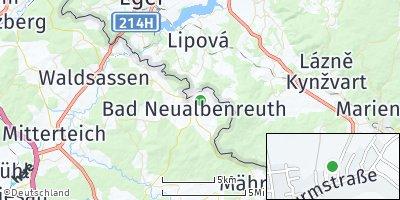 Google Map of Neualbenreuth