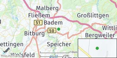 Google Map of Dudeldorf