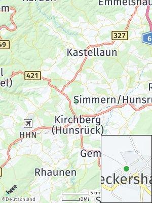 Here Map of Reckershausen