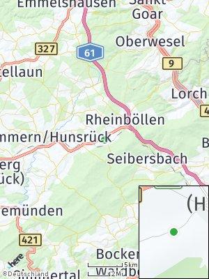 Here Map of Ellern
