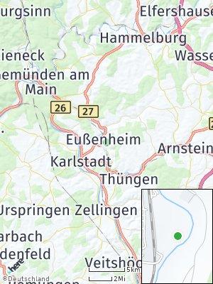 Here Map of Eußenheim