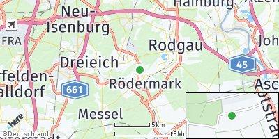 Google Map of Rödermark