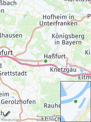 Here Map of Wonfurt