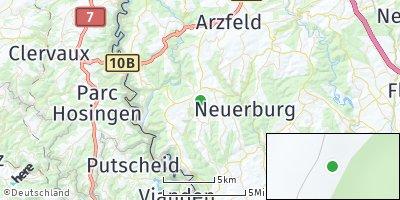 Google Map of Karlshausen