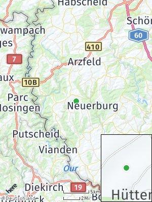 Here Map of Leimbach bei Neuerburg
