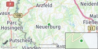 Google Map of Neuerburg