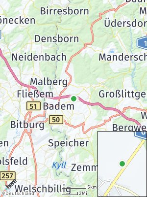 Here Map of Gindorf