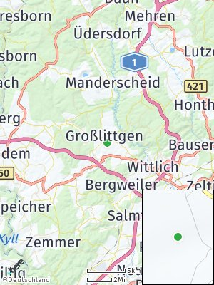 Here Map of Musweiler
