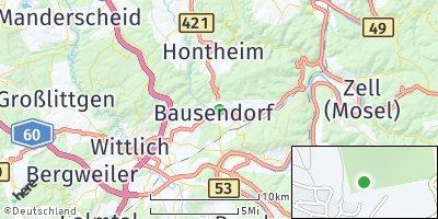 Google Map of Bausendorf