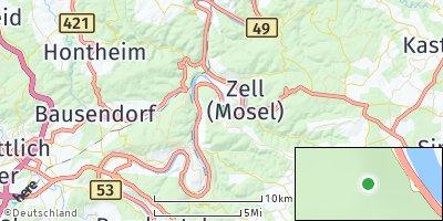 Google Map of Briedel