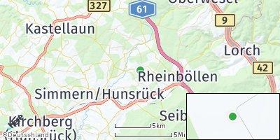 Google Map of Benzweiler
