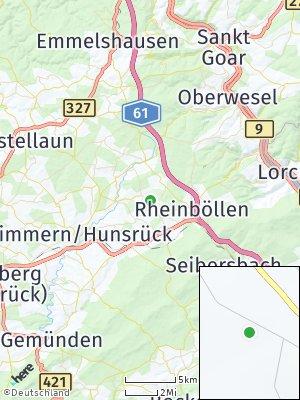 Here Map of Mörschbach