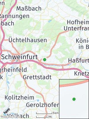 Here Map of Gädheim