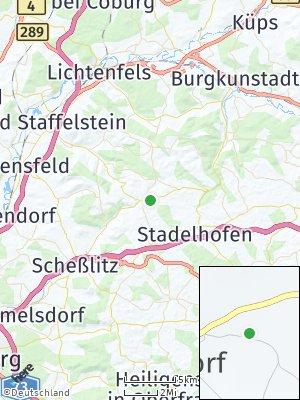 Here Map of Wattendorf
