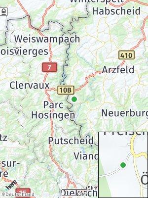 Here Map of Preischeid