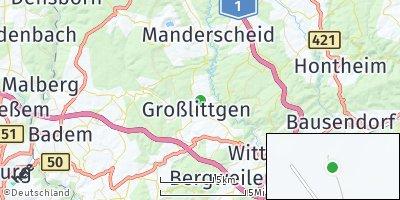 Google Map of Großlittgen