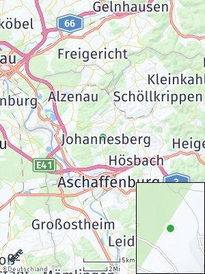 Here Map of Johannesberg
