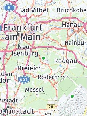 Here Map of Steinberg