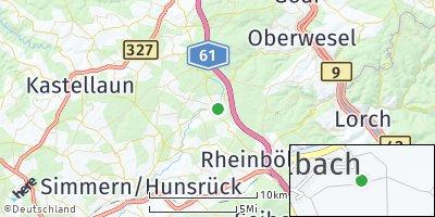 Google Map of Kisselbach