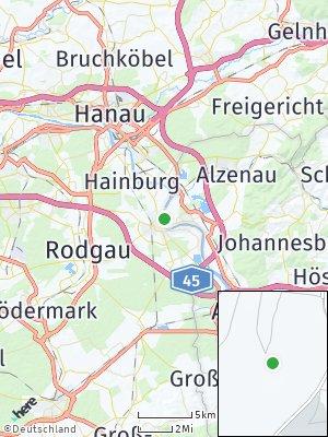 Here Map of Seligenstadt