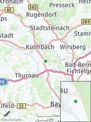 Here Map of Leuchau