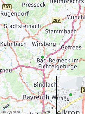 Here Map of Himmelkron