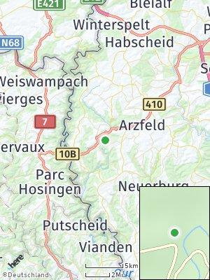 Here Map of Irrhausen