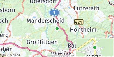 Google Map of Oberöfflingen