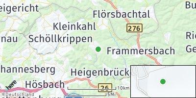 Google Map of Heinrichsthal