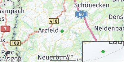Google Map of Lauperath