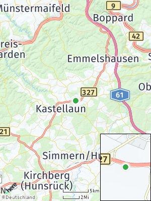 Here Map of Gödenroth