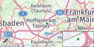 Google Map of Kriftel
