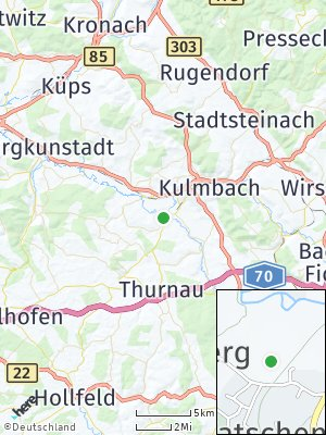 Here Map of Steinenhausen