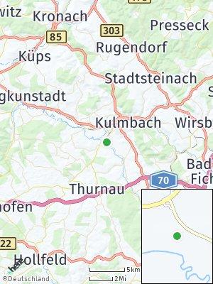 Here Map of Unterkodach