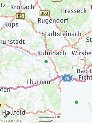 Here Map of Oberkodach