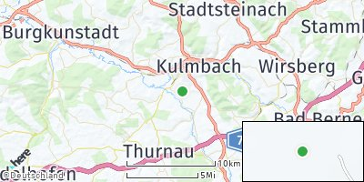 Google Map of Oberkodach