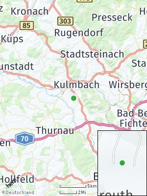 Here Map of Wickenreuth