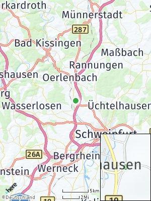 Here Map of Poppenhausen