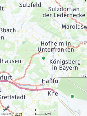 Here Map of Riedbach