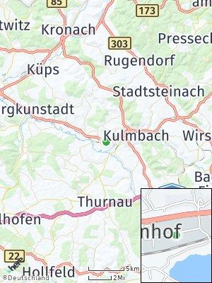 Here Map of Seidenhof